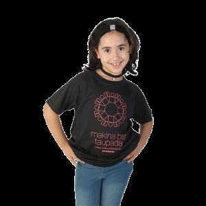 Camiseta técnica niñas y niños