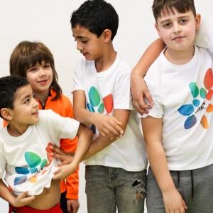 Camiseta infantil unisex...